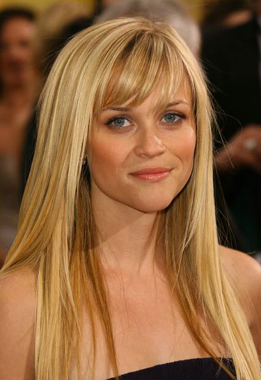 Actress Reese Witherspoon. One of my favorite people to collaborate with is